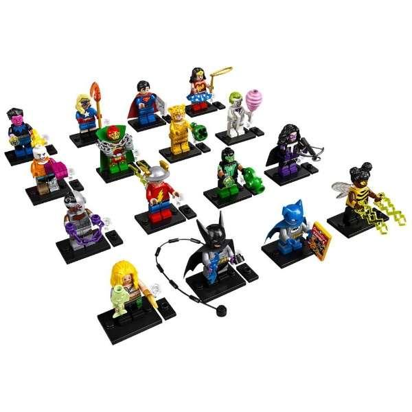 Minifigure LEGO Collezionabili DC Comics (71026) Personaggi