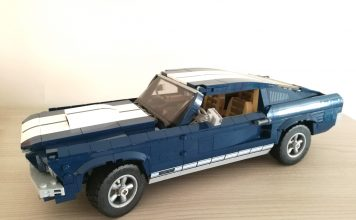 LEGO Creator 10265 - Ford Mustang
