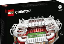 LEGO Creator Expert Old Trafford - Manchester United (10272)