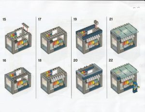 LEGO Edicola 4