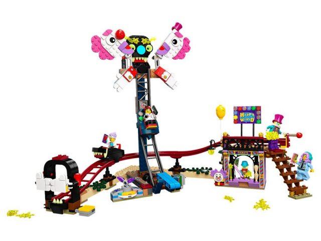 LEGO Hidden Side Luna Park Stregato 1