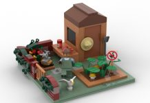 LEGO ideas Untitle Goose Game Achives