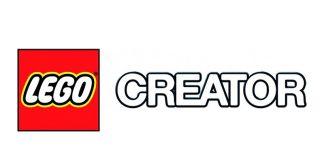 Logo LEGO creator