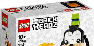 Brick Headz Pippo e Pluto