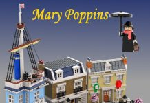 Set LEGO Mary Poppins