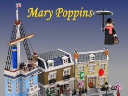 Set LEGO Mary Poppins