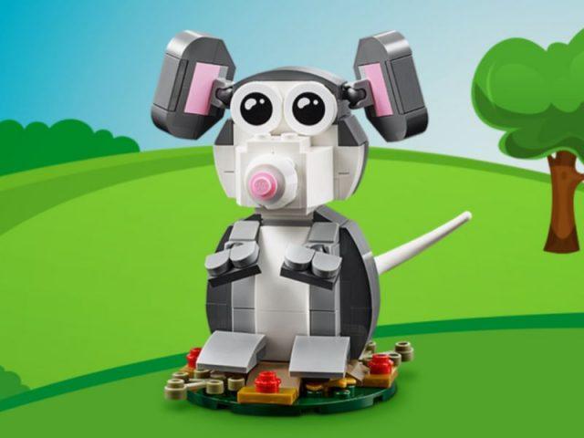 Set anno del topo LEGO