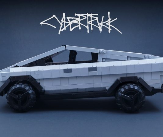 Tesla Cybertruck LEGO ideas