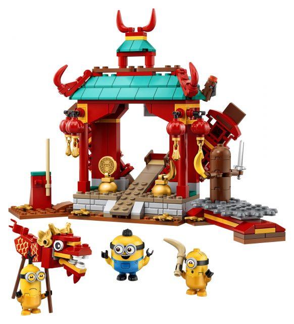 LEGO Minions 75550