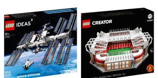 Disponibili i Nuovi Set LEGO Febbraio 2020