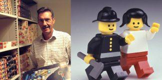 Jens-Nygaard Knudsen, inventore degli omini Lego