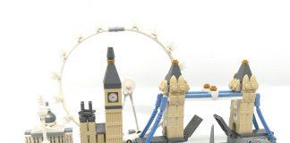 LEGO Architecture 21034 - Londra