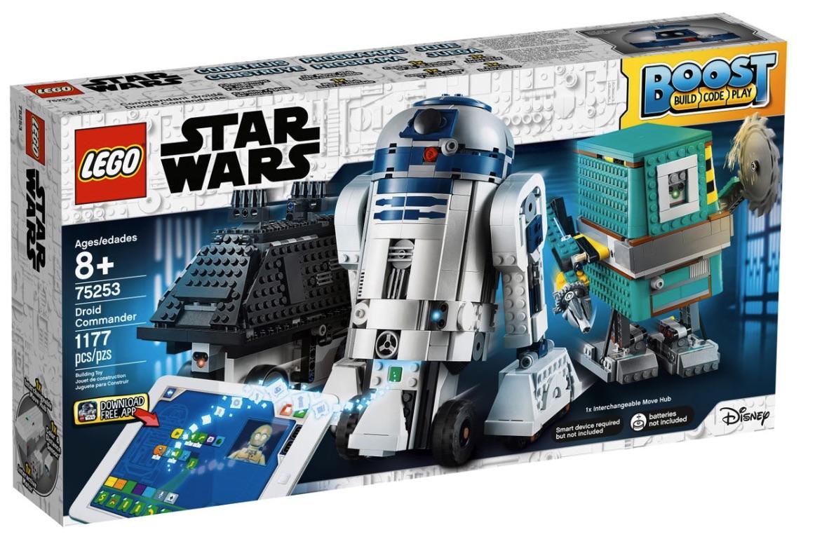 LEGO Boost Comandante droide (75253)