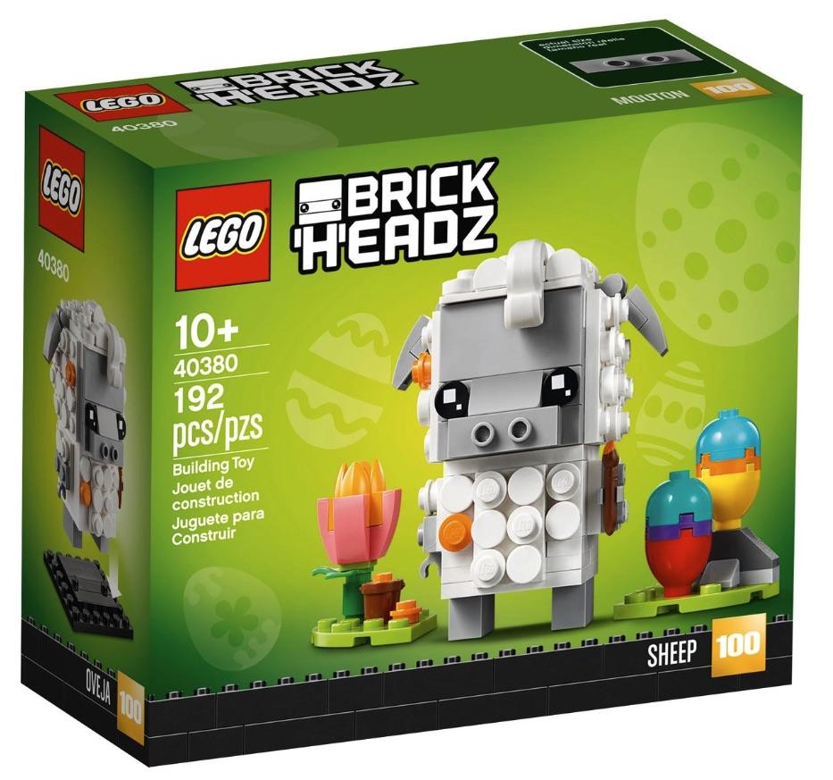 LEGO BrickHeadz Pecorella di Pasqua (40380)