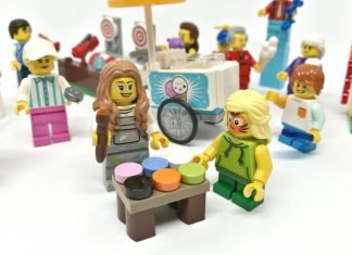 LEGO City 60234 - People Pack Luna Park