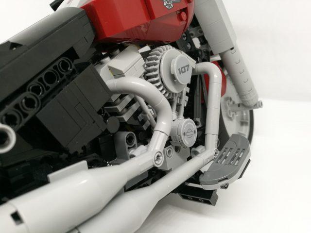 LEGO Creator 10269 - Harley Davidson Fat Boy