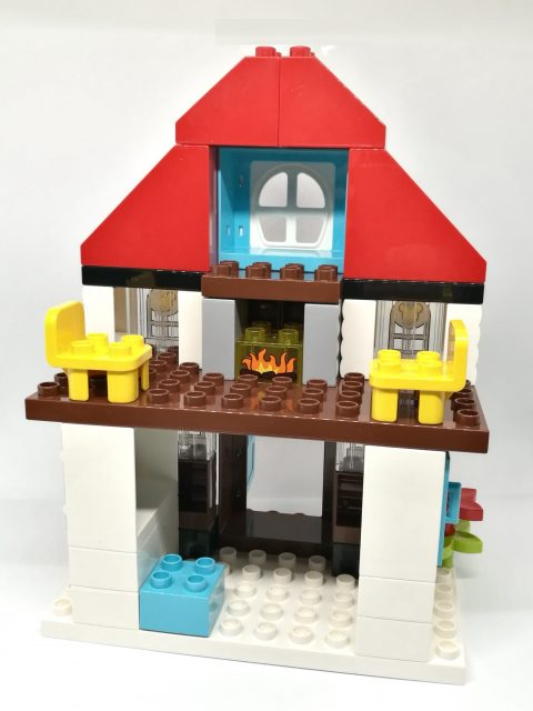 LEGO Disney 10889 - La Casa delle Vacanze di Topolino