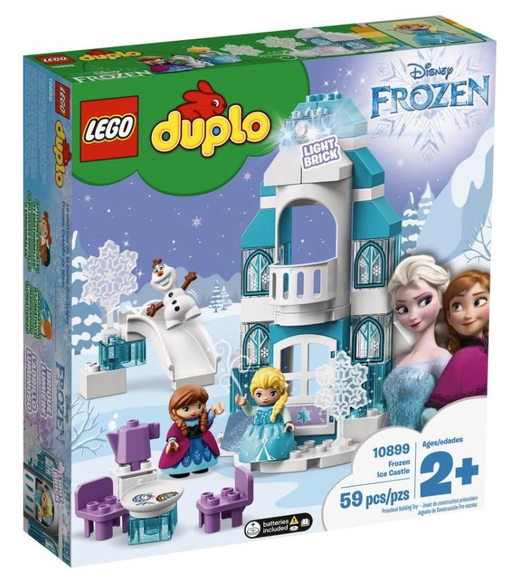 LEGO Duplo Il Castello di ghiaccio di Frozen (10899)