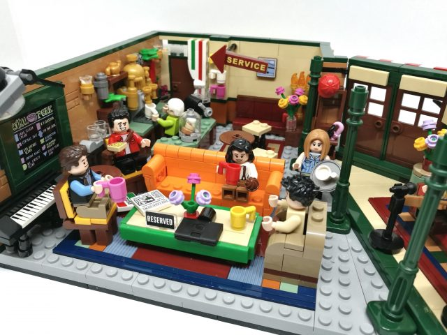 LEGO Ideas 21319 - Central Perk