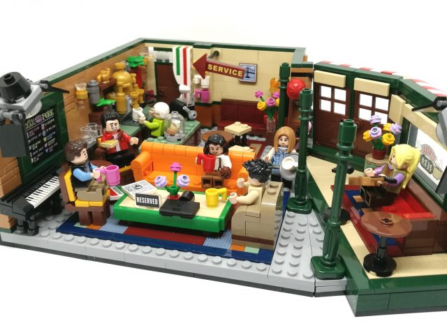 LEGO Ideas 21319 - Central Perk