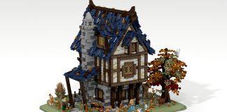LEGO-Ideas-Mediveal-Blacksmith