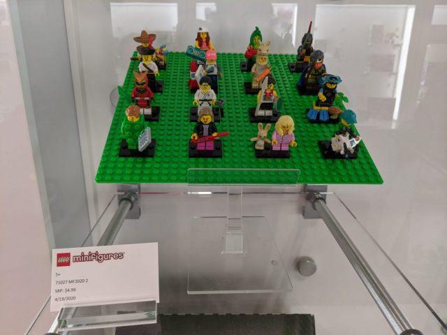 Minifigure LEGO Collezionabili Serie 20 (71027) 2