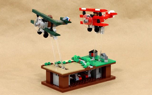 costruisci i tuoi aerei
