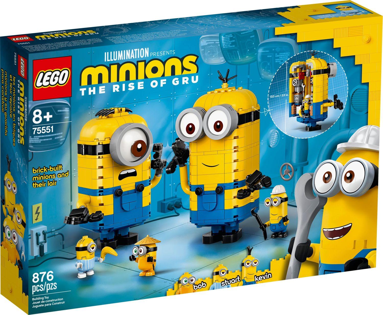 Brick-Built-Minions-and-Their-Lair-75551-2