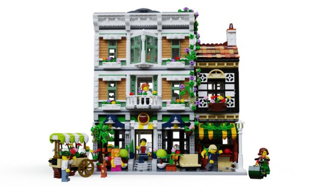Bricks blooms 1