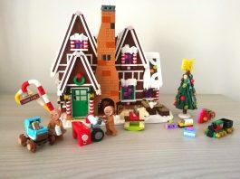 LEGO Creator 10267 - Casa di Pan di Zenzero