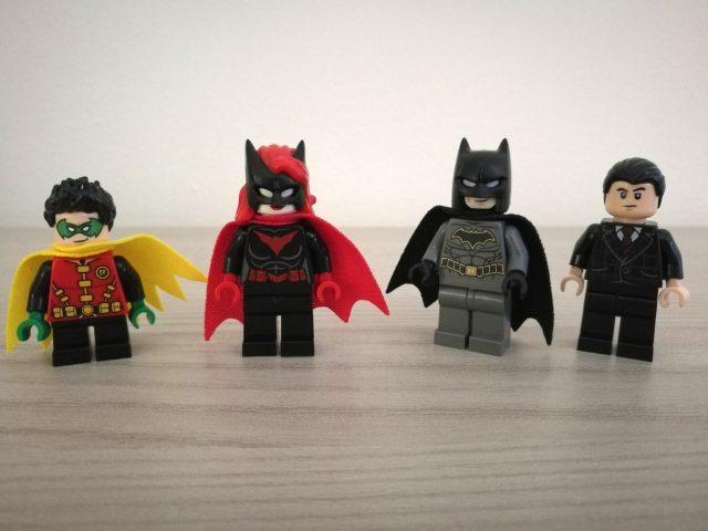 LEGO DC Super Heroes 76122 - Clayface E L'invasione Della Bat Caverna