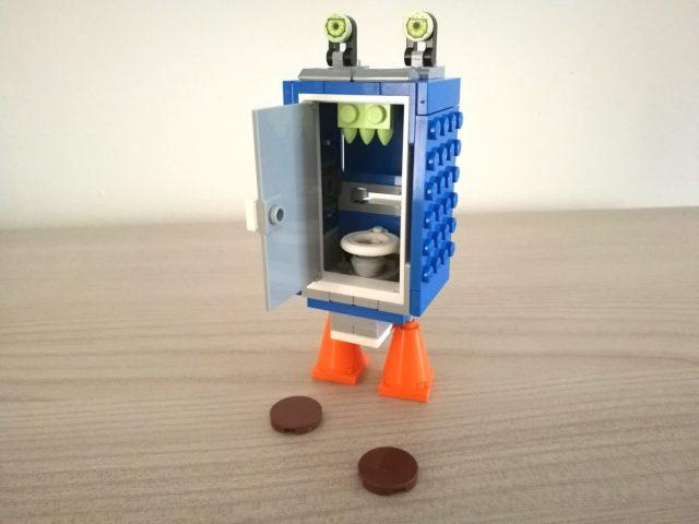 LEGO Hidden Side 70423 - Autobus di Intercettazione Paranormale 3000
