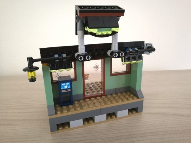 LEGO Hidden Side 70424 - Espresso Fantasma