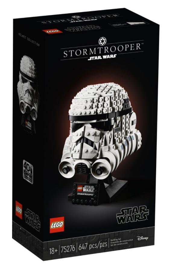 LEGO Star Wars Casco di Stormtrooper (75276)