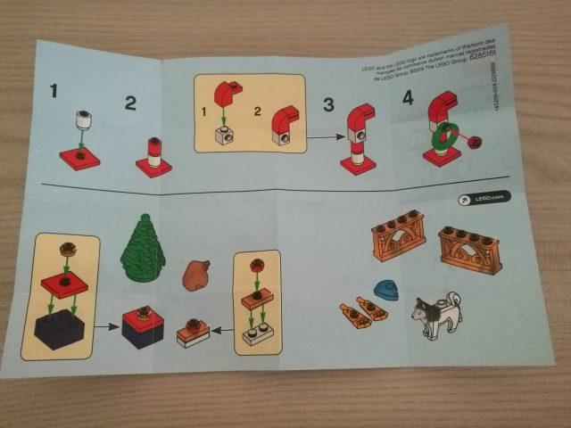 LEGO Xtra 40368 Set Natale