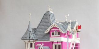 Coraline's Pink Palace