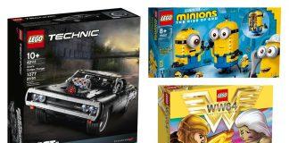 Disponibili i Nuovi set Aprile 2020 sul LEGO Shop