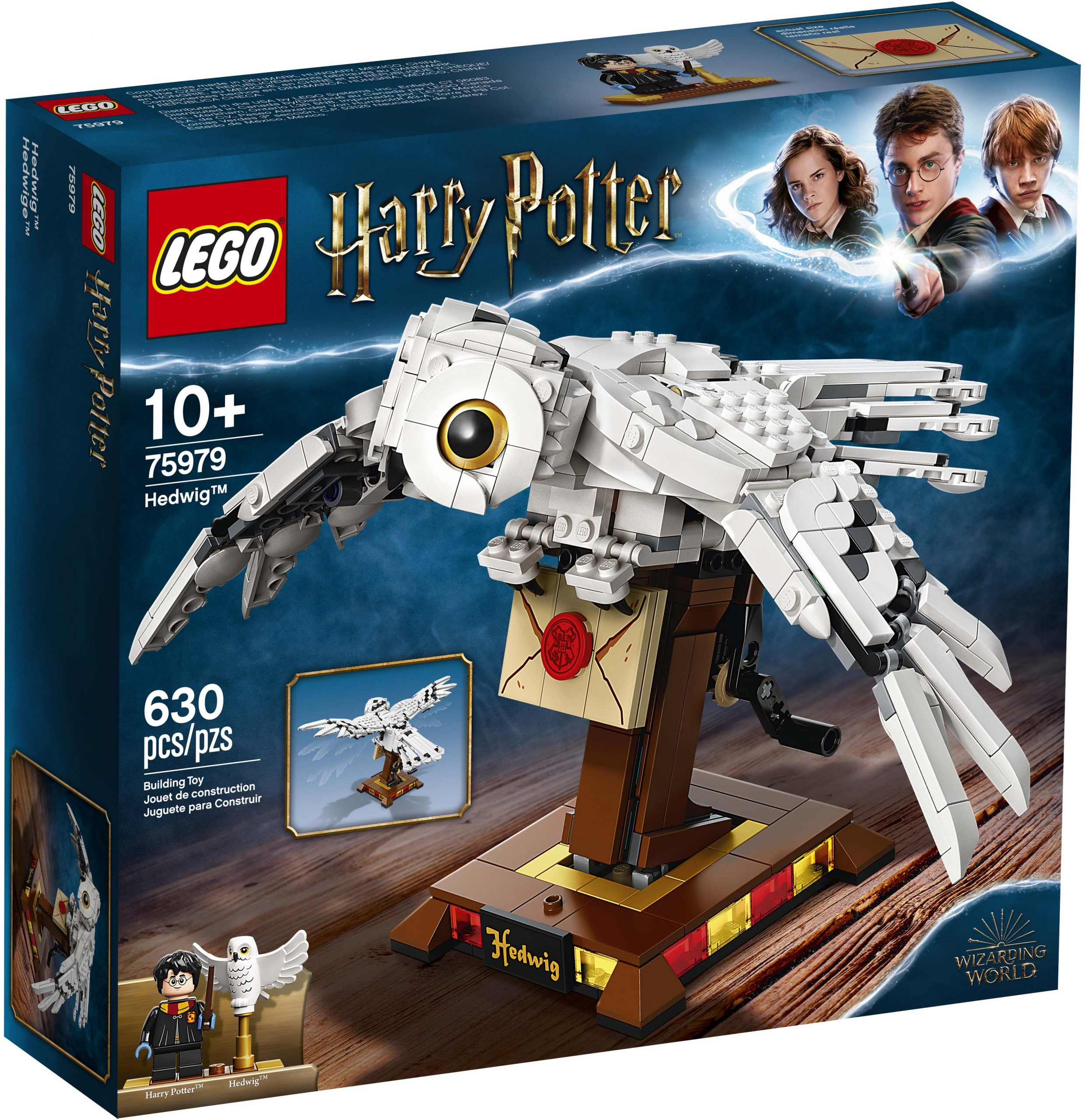 LEGO-Harry-Potter-Hedwig-75979