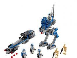 LEGO Star Wars Clone Trooper della Legione 501 (75280)
