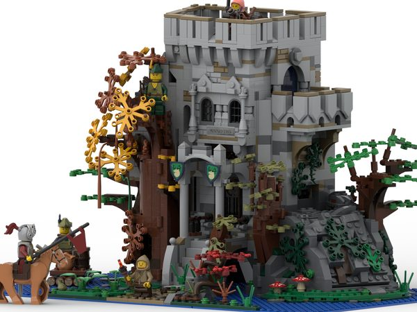 LEGO_Castle_in_the_Forest