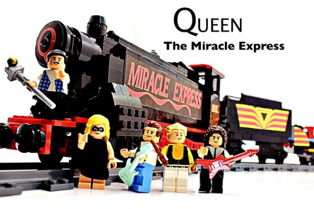 Queen The Miracle Express