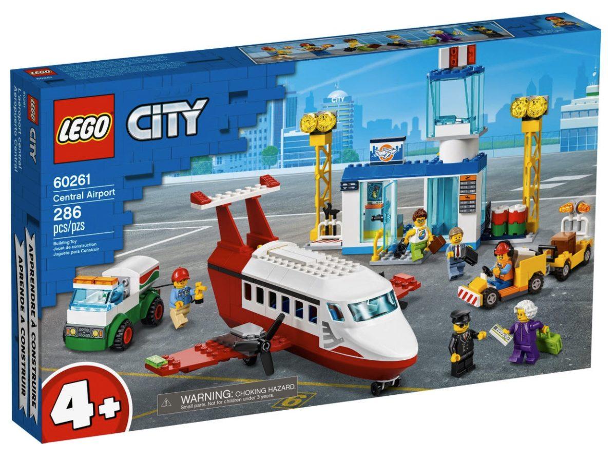 LEGO City - Aeroporto centrale (60261)