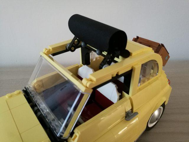 LEGO Creator 10271 - Fiat 500