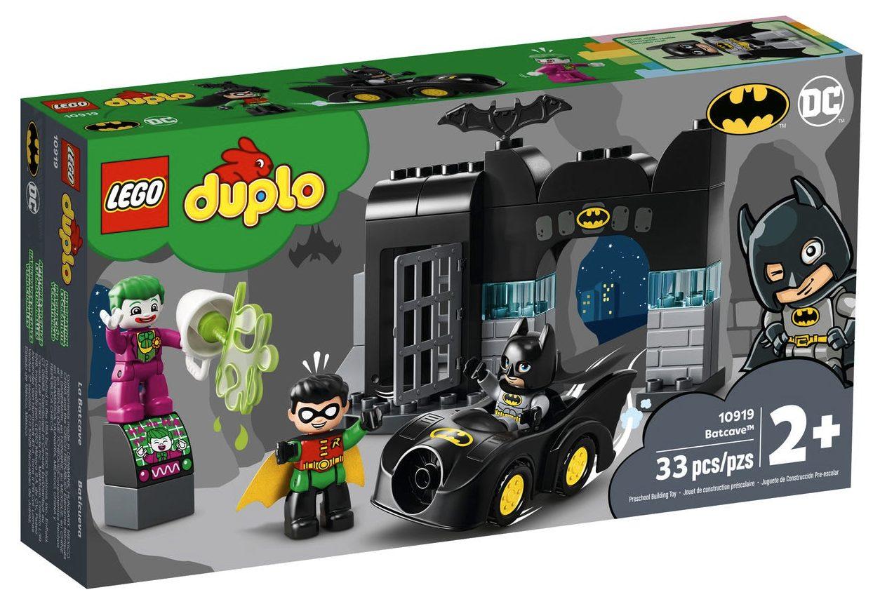 LEGO Duplo Dc Comics - Batcaverna (10919)