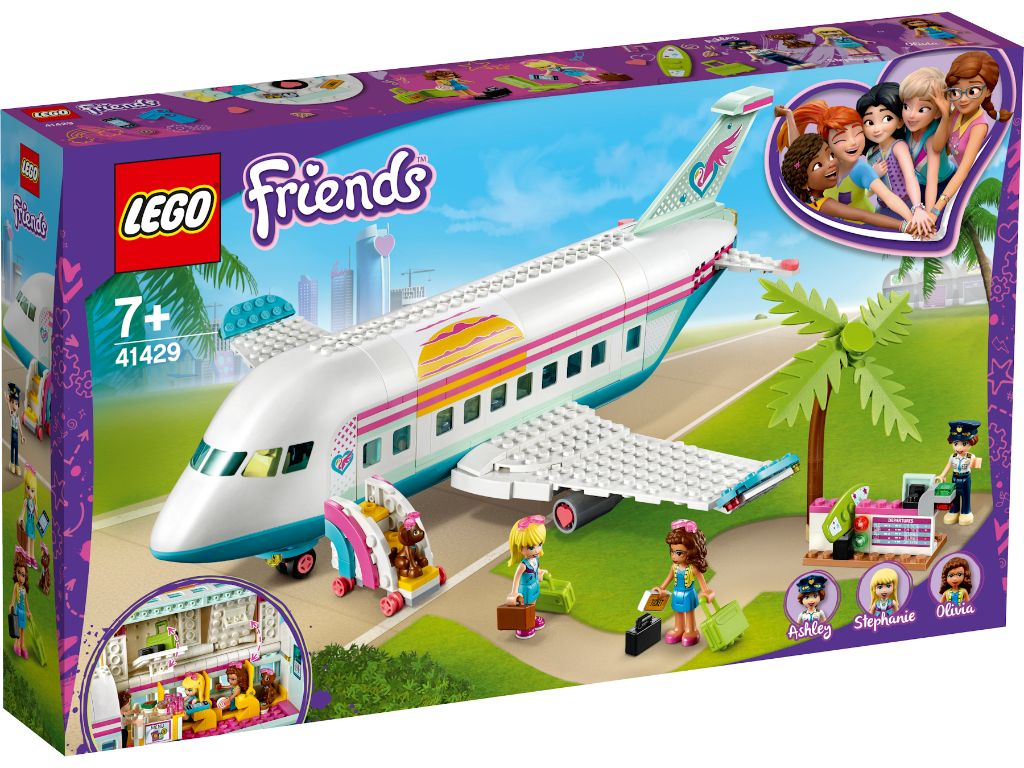 EGO-Friends-41429-Heartlake-City-Airplane