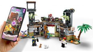LEGO Hidden Side - Newbury Abandoned Prison (70435)