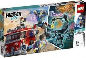LEGO Hidden Side - Ghost Firetruck 300 (70436)