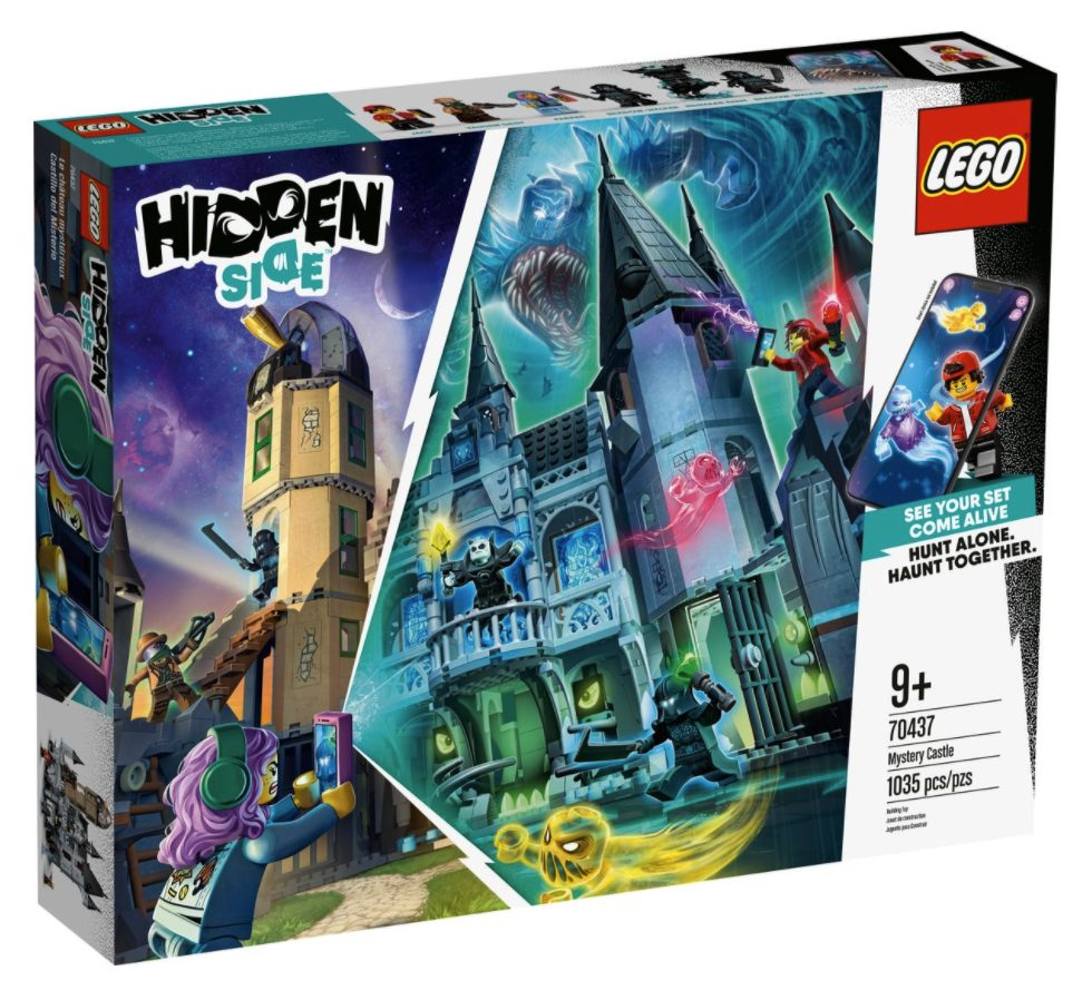 LEGO Hidden Side - Il Castello Misterioso (70437)