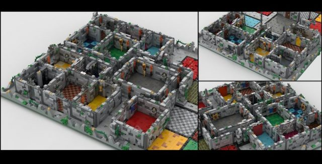LEGO Ideas HeroQuest