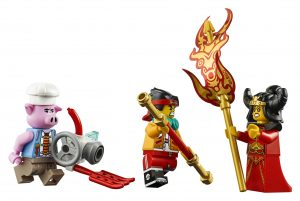 LEGO Monkey Kid - Demon Bull King (80010)